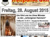 2015-08-28 Ulmer Münster Führung