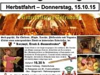 2015-10-15 KBV Ritterkeller