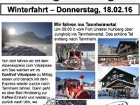 2016-02-18 Senioren Winterfahrt