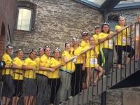 2016-07-08 Frauenlauf mit den Kuhbergfrauen