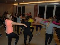2016-10-07 bis 09 Trainingswochenende in Radelstetten