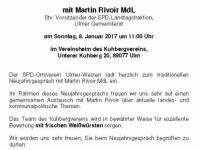 2017-01-08 SPD Neujahrsgespräch