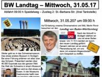 2017-05-31 KBV Landtag-Schweinemuseum