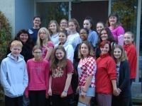 2017-10-20 Trainingswochenende in Radelstetten