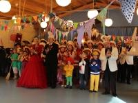 2018-02-12 Auftritt im Kindergarten Jörg-Syrlin-Str.