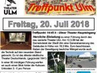 2018-07-20 Senioren Spaziergang-Grillfest