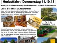2018-10-11 KBV Senioren Herbstfahrt