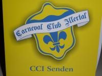 2018-11-09 Besuch bei der Inthronisation des CCI Senden
