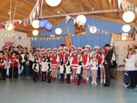 2019-03-04 Auftritt im Kindergarten Jörg-Syrlin-Str