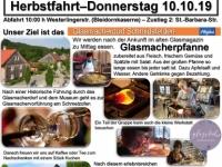 2019-10-10 Senioren Herbstfahrt