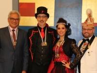 2019-11-11 Empfang im Rathaus Ulm