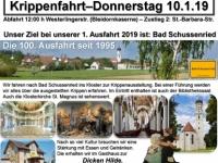 2019-01-10 Senioren Krippenfahrt