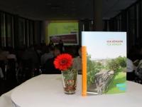 2012-05-25 100 Jahre KBV: Buchvorstellung in Ulms neuer Mitte