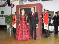 2014-11-08 schwarz-weiss-gala im Tanzstudio Hip Twist